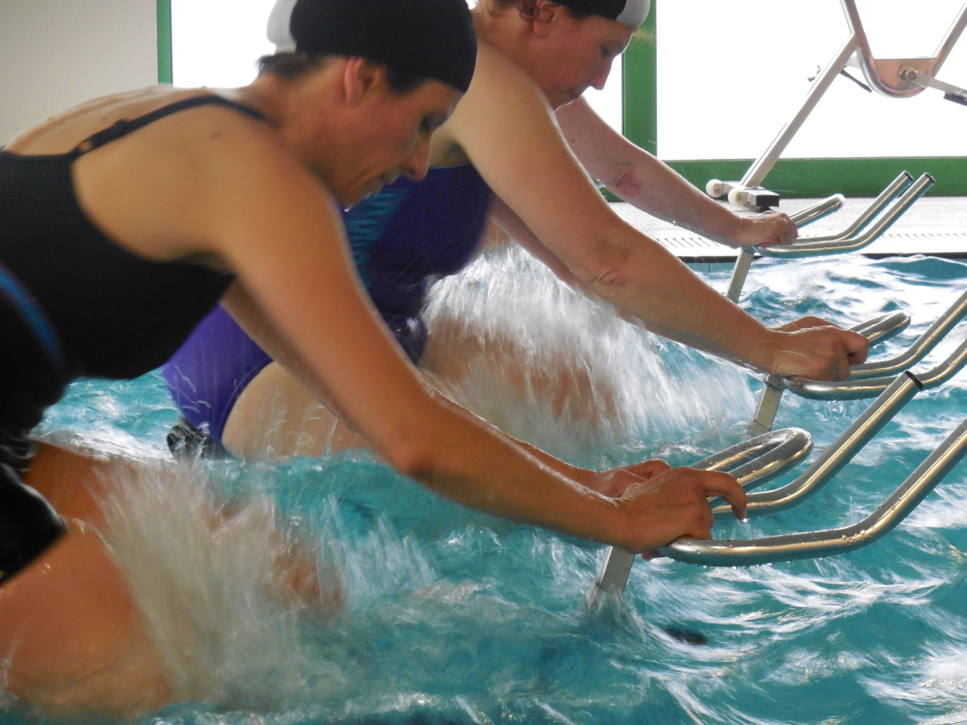 Hydrobike in piscina a Trento | Prosport a.s.d. Trento