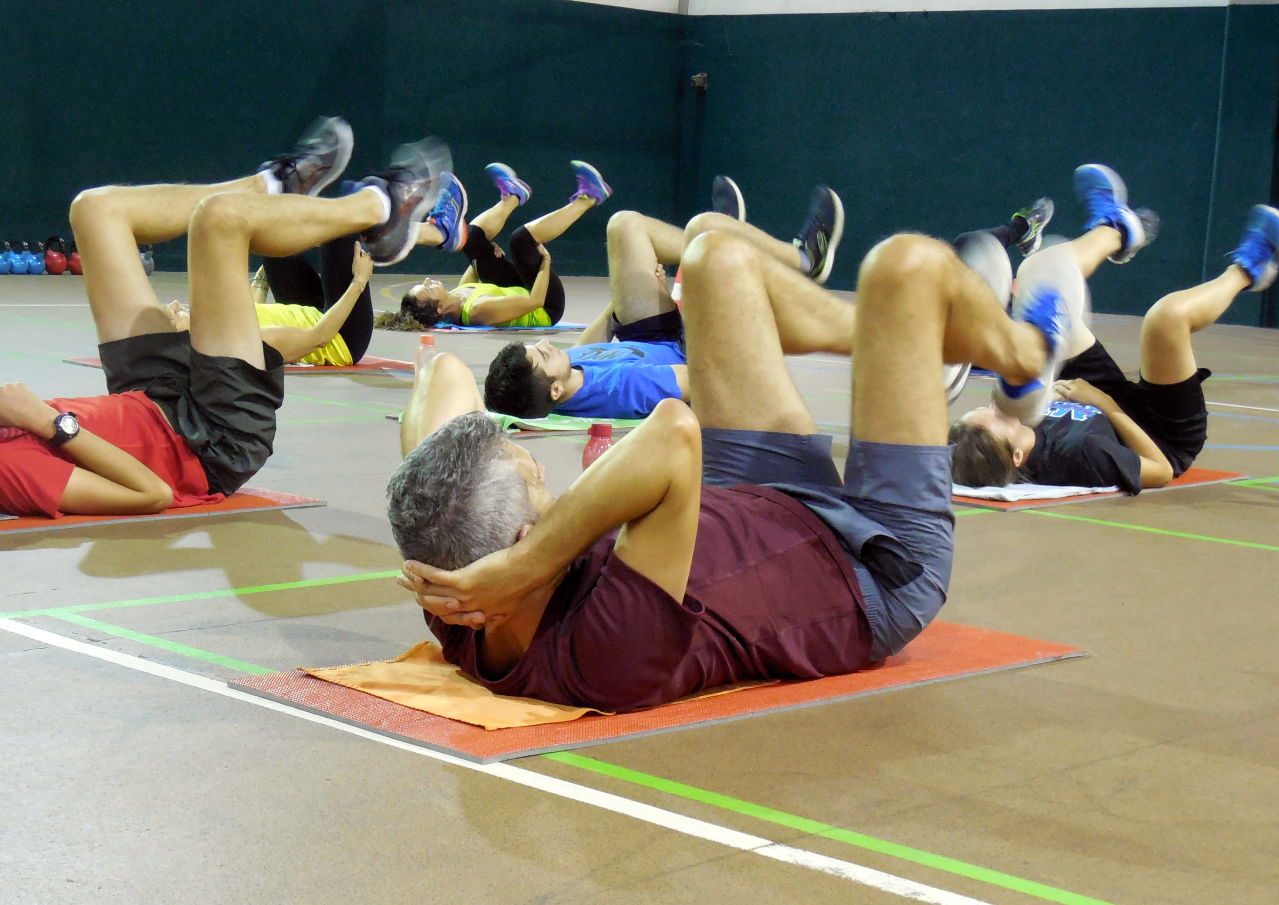 Total Body in palestra a Trento | Prosport a.s.d. Trento