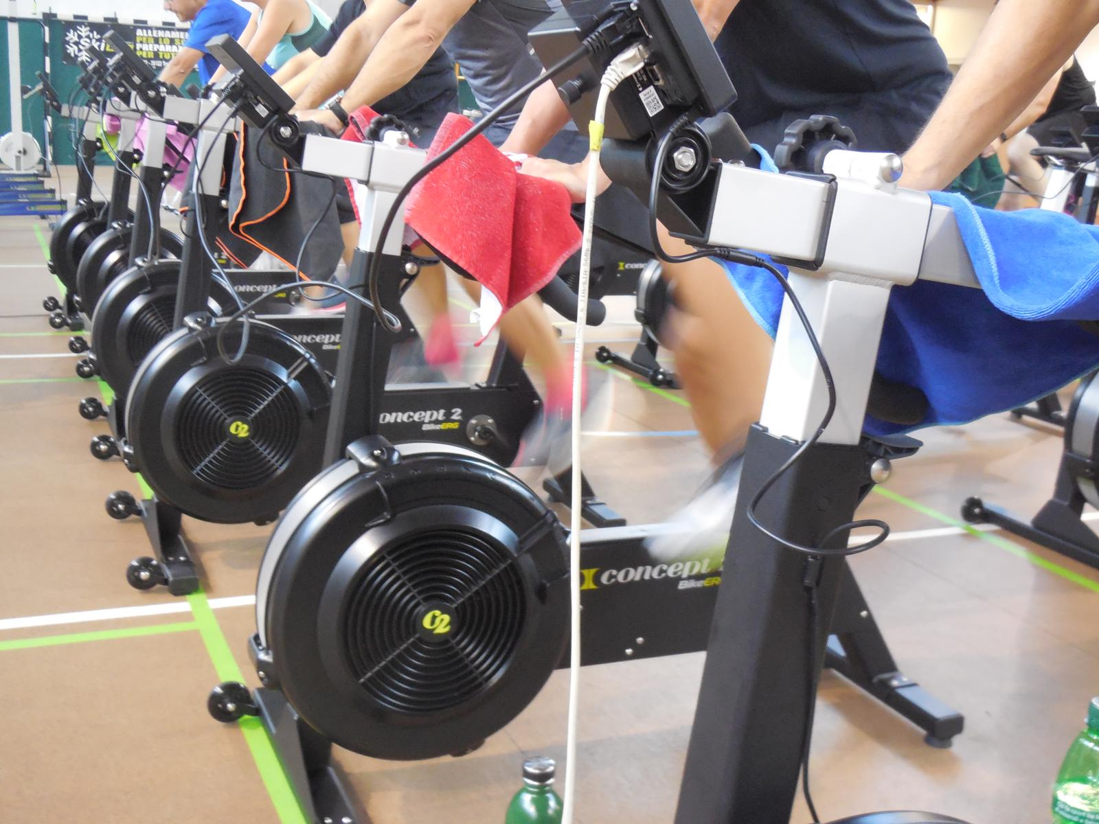 BikeErg in palestra a Trento | Prosport a.s.d. Trento