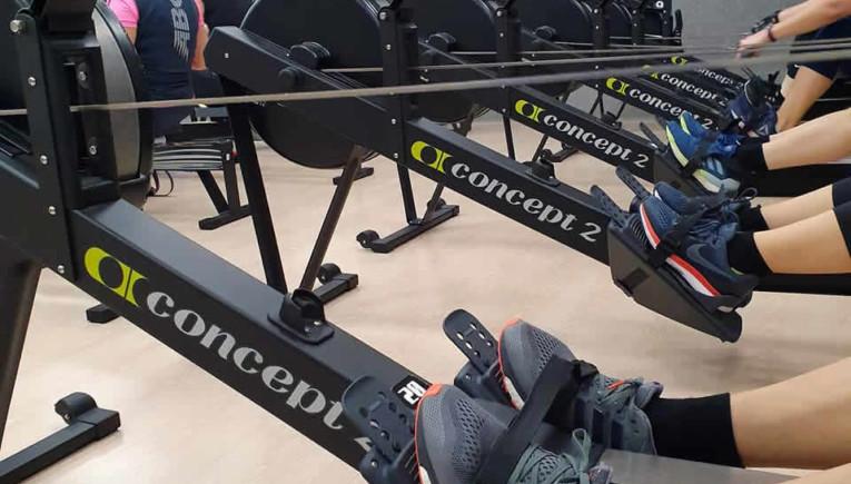 attività Indoor Rowing in palestra a Trento | Prosport a.s.d. Trento