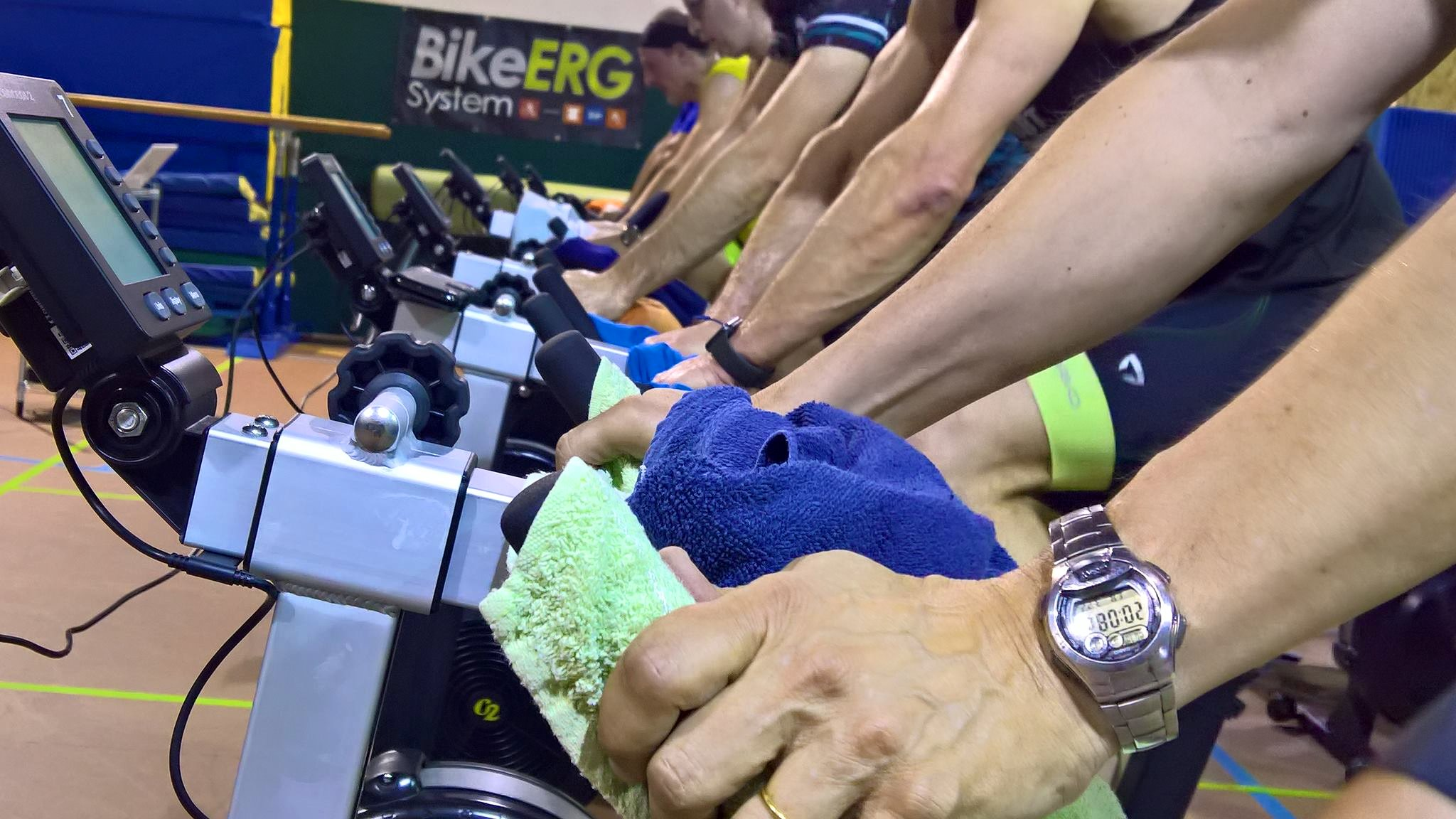 corso BikeErg in palestra a Trento | Prosport a.s.d. Trento