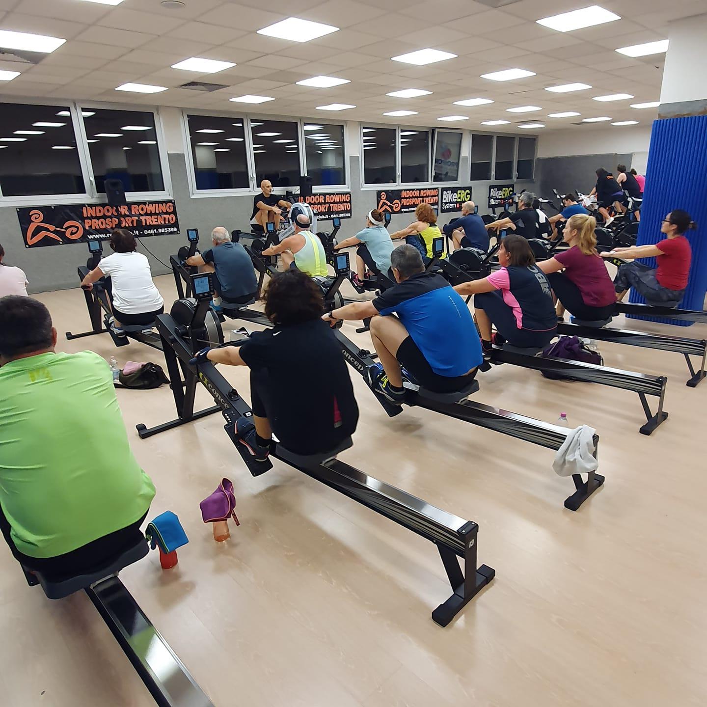 corso Indoor Rowing in palestra a Trento | Prosport a.s.d. Trento