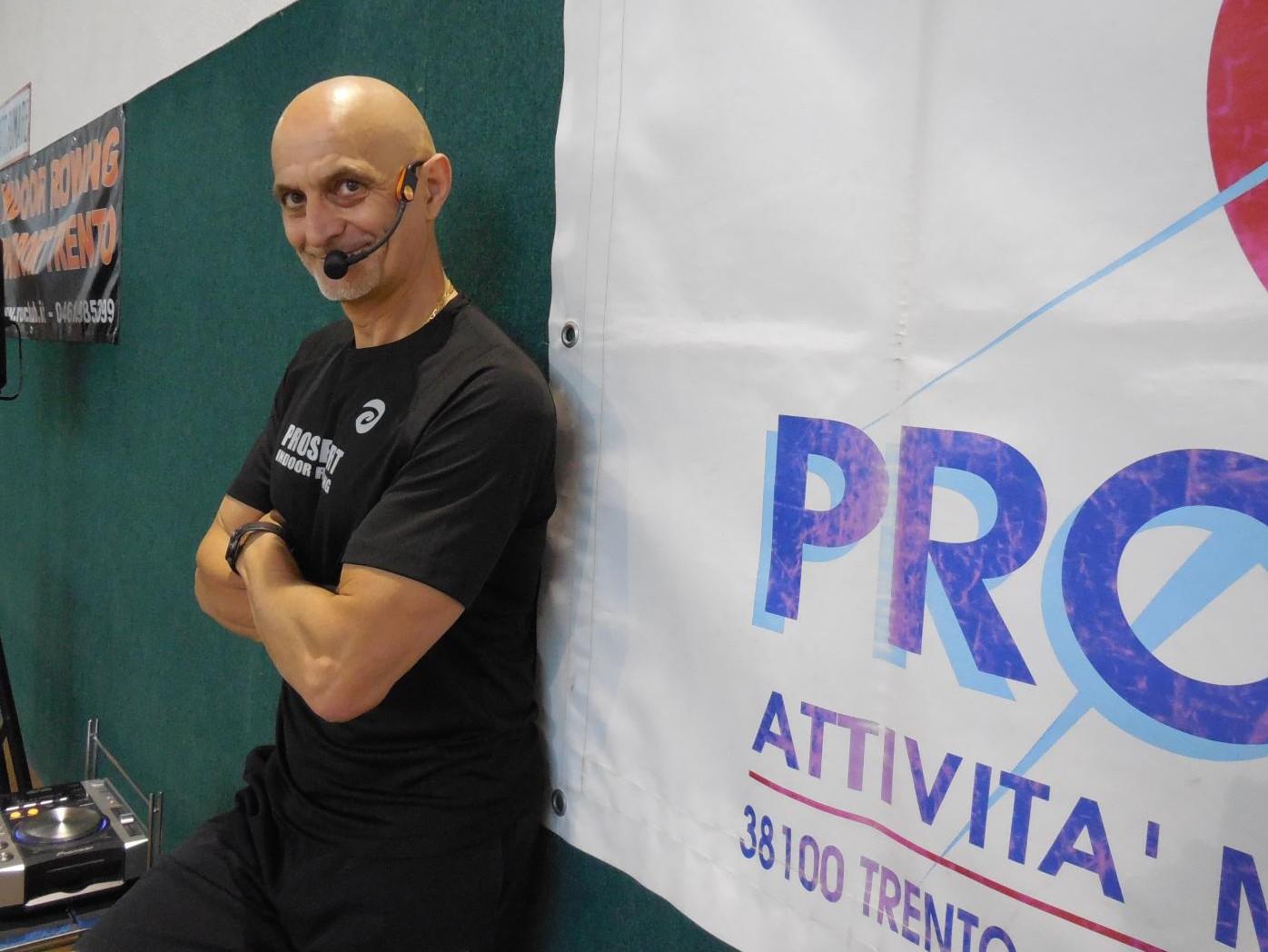 EMANUELE ROMOLI - INDOOR ROWING - prosport trento asd