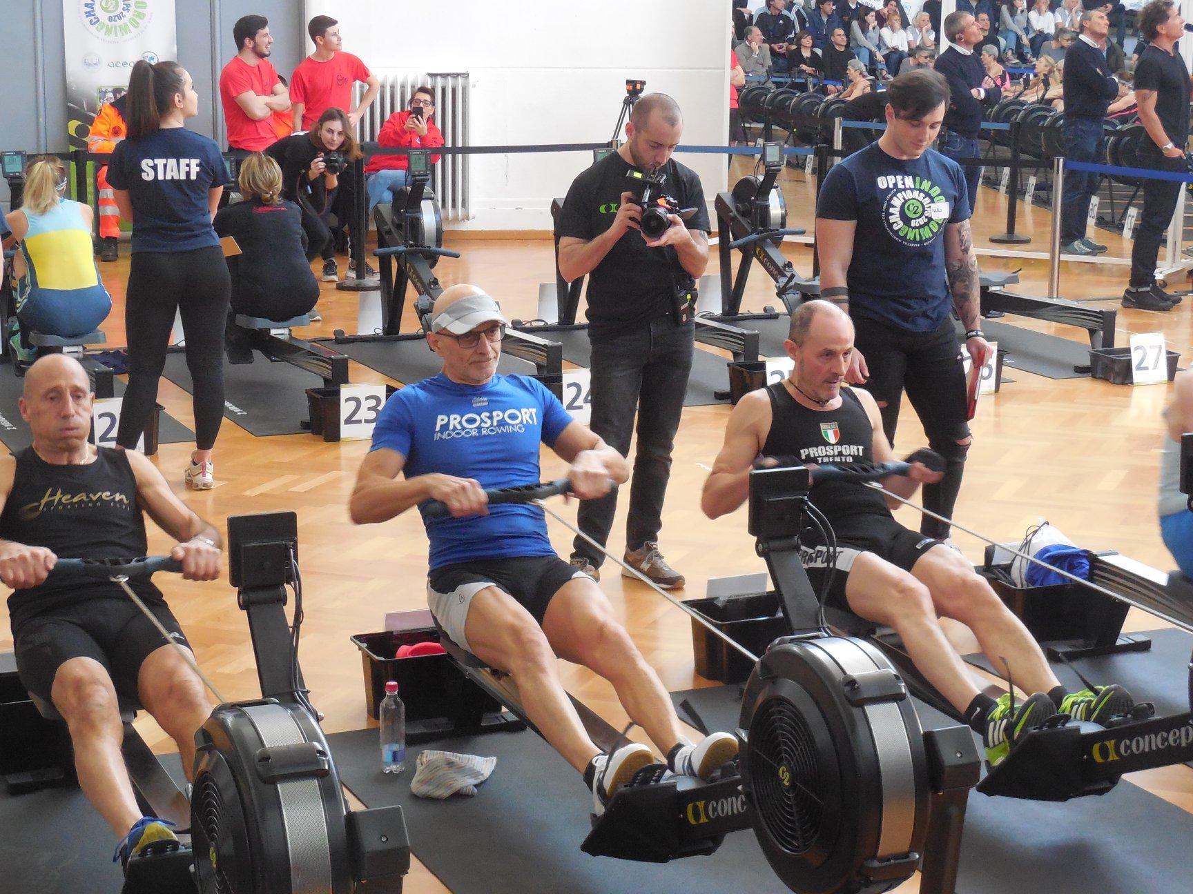 Team Prosport Indoor Rowing | gara