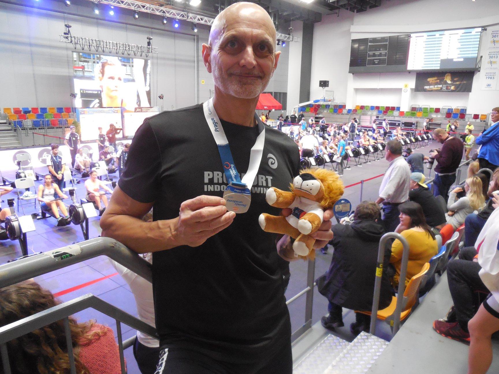 Team Prosport Indoor Rowing | coach Emanuele Romoli