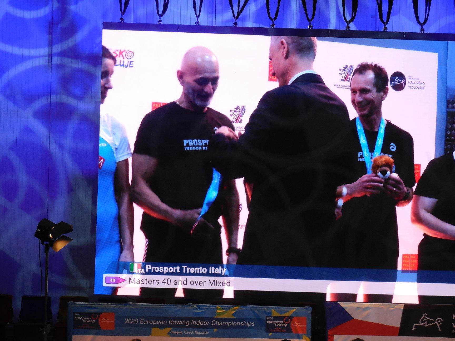 Team Prosport Indoor Rowing | Emanuele Romoli